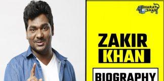 zakir khan biography in hindi