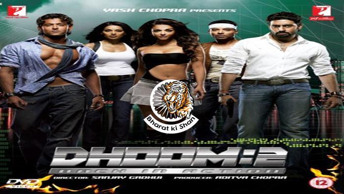 Dhoom 2 Full Movie Download 720p 1080p 480p HD : Filmyzilla